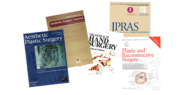 Plastic Surgery Journals